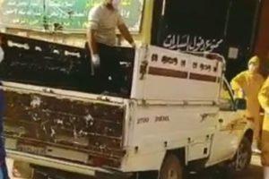 """قرار محافظ بورسعيد بخصوص نقل """"متوفى كورونا"""" بسيارة ربع نقل"""