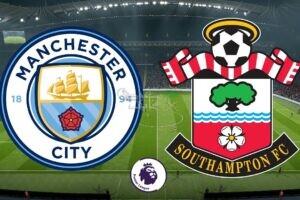 موعد مباراة مانشستر سيتي وساوثهامبتون في الدوري الإنجليزي